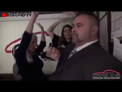 "Bentley School District Teachers ""Shake It Off"" & Pat Gets Fancy - Pat & AJ Post Show 10-23-14"