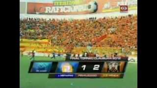 CD Aguila vs Isidro Metapan 2-1 (Final Liga Mayor de Futbol) 6-05-2012