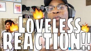 Upchurch - Loveless REACTION!!!