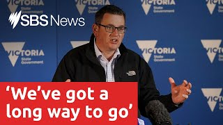 Gambar cover Victorian Premier Daniel Andrews was speaking live with a COVID-19 update