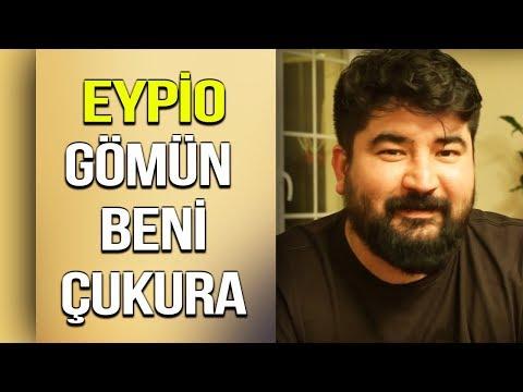 Eypio | Çukur | Gömün Beni Çukura | Sözleri Duşta Yazdım | Hadi Be TV'de!
