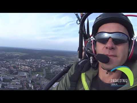Lot z Łukaczem Lubczykiem