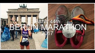 BERLIN MARATHON 2017 || Expo, Exploring Berlin & The Berlin Marathon ||