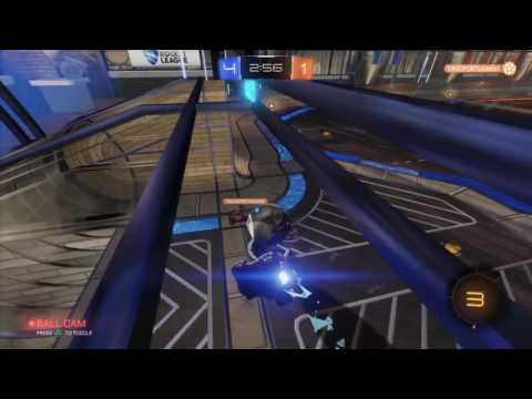 Rocket League med Dan - Peter Schmeichel vs Pinto
