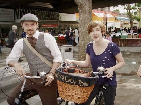 The Lavender Hill Mob cycle tour