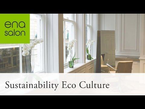 Ena Salon London sustainability