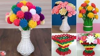 10 Home Decoration Idea 2019 !! DIY Room Decor - Flower Pot Idea