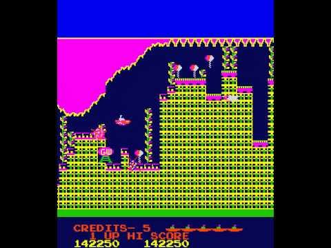 Arcade Game: Battle of Atlantis (1981 Comsoft)
