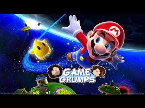 Game Grumps Super Mario Galaxy Mega Compilation