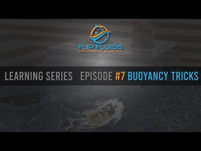 FLIP fluids | #7 Buoyancy tricks