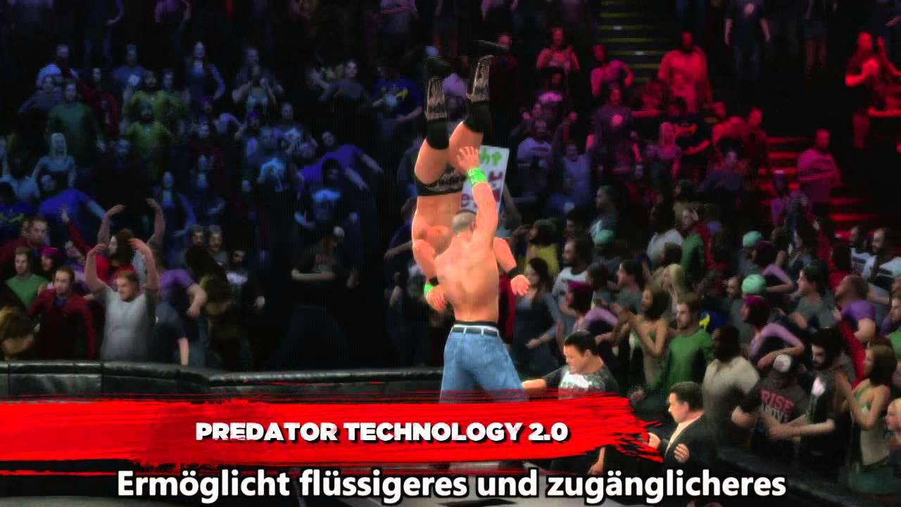 Download WWE'13 - Launch-Trailer (dt. Untertitel)