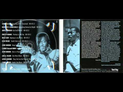 Clarence 'Gatemouth' Brown-The Blues Ain't Nothing (1972)