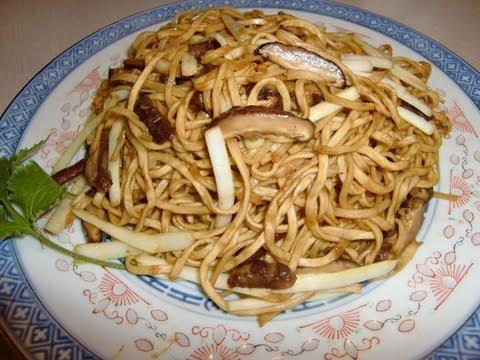 yie mien ( e-fu noodles, Longevity noodles ), 干燒伊麵