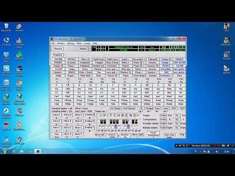 SF2 TECHNICS 2600 (ASLI RECORD KN) style dut manual