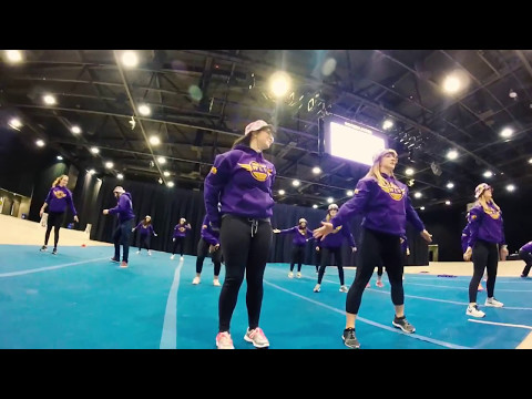 Wilfrid Laurier University | Dance Video #KinGames2017