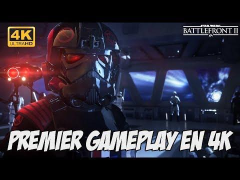 Star Wars Battlefront II : Première vidéo en True 4K