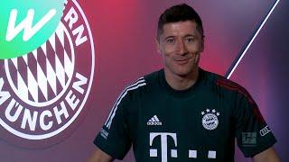"Record-chasing Robert Lewandowski hungry for ""many years"" of titles | Bayern Munich | Bundesliga"