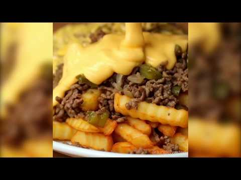 Sloppy Joe Cheesesteak Fries recipe