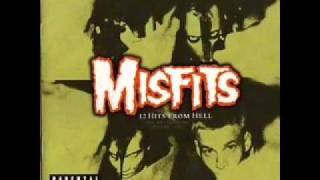 Halloween II by The Misfits, from 12 Hits From Hell album, 2001.
