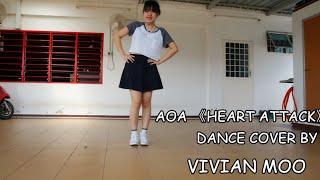 AOA (에이오에이) - '심쿵해 (Heart Attack)' Dance Cover 댄스커버 by ViVi-…
