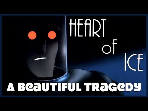 Heart of Ice - A Beautiful B:TAS Tragedy
