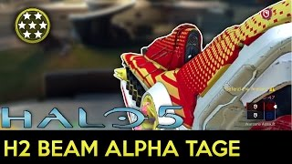 Halo 5: Guardians - Halo 2 Beam Rifle Alpha Montage
