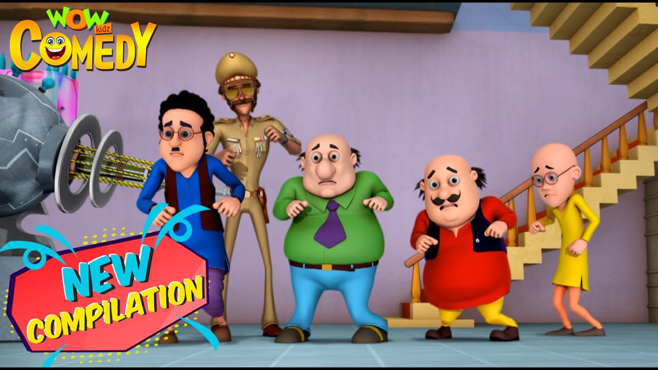 Download Motu Patlu Cartoon in Hindi   New Compilation 83   New Cartoon   Hindi Cartoon