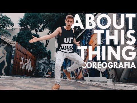 Young Franco - About This Thing (feat. Scrufizzer) | Coreografia - WELLBOY
