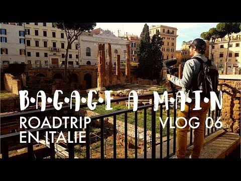 ROME : Basilique Saint Pierre = LA MORIA - ROADTRIP ITALIE VLOG06 - Bagage à Main