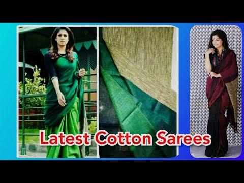 designer-handloom-khadi-sarees-||-latest-cotton-sarees-||-anand-fashions