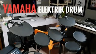 Download Video Rakit Dan Tes Drum Elektrik Yamaha DTX 400K l Suara mantap MP3 3GP MP4