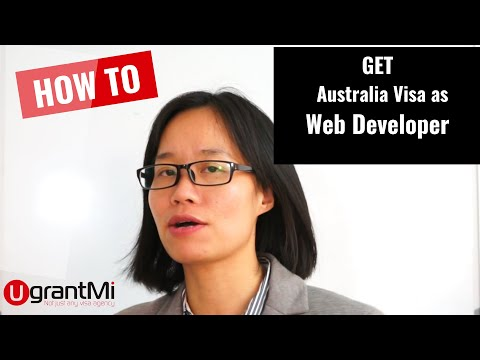 How To Get Australian Visa As Web Developer