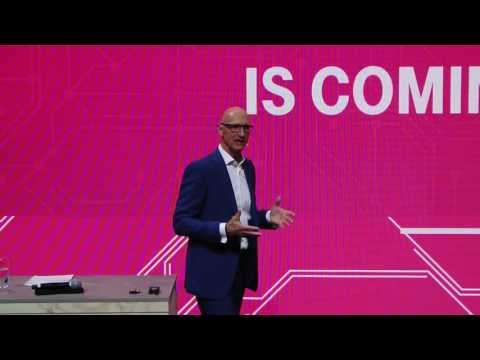 Deutsche Telekom Press Briefing (MWC 2017)