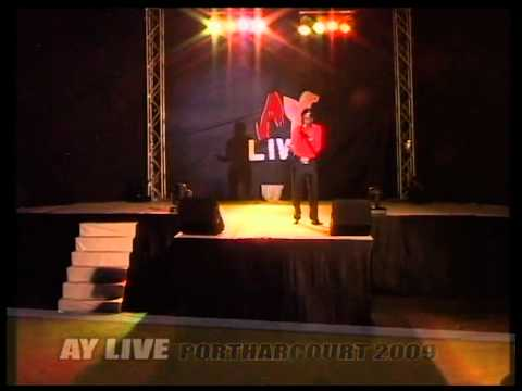 Ay Live Concert - Eboh Bomb Entertain The Audience At The Portharcourt Invasion