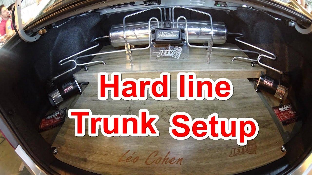 how to set up a hardline internet
