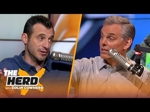 Harden's right, Giannis doesn't have a lot of skill, talks Burrow & Tua draft — Gottlieb | THE HERD