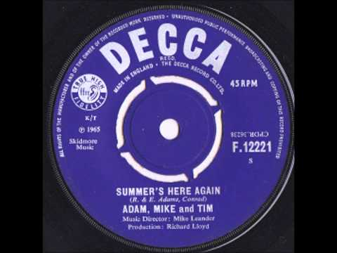 Adam, Mike and Tim - Summer's Here Again (Remember Liverpool Beat 8)