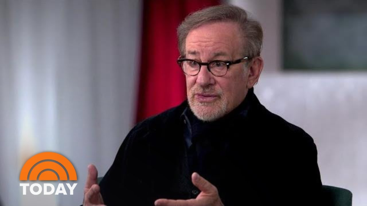 Steven Spielberg Talks Impact Of 'Schindler's List' 25 Years Later   TODAY