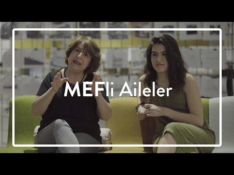 MEF'li Aileler / Eda Kesim - Tülin Utar / Mimarlık