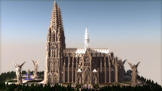 Download lagu Cologne Cathedral in Minecraft