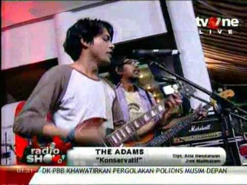 the adam - konservatif - live at radioshow.flv