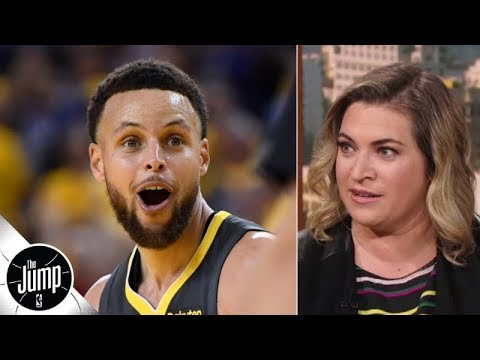 The Warriors are my pick to win the 2020 NBA title ... for now - Ramona Shelburne | The Jump