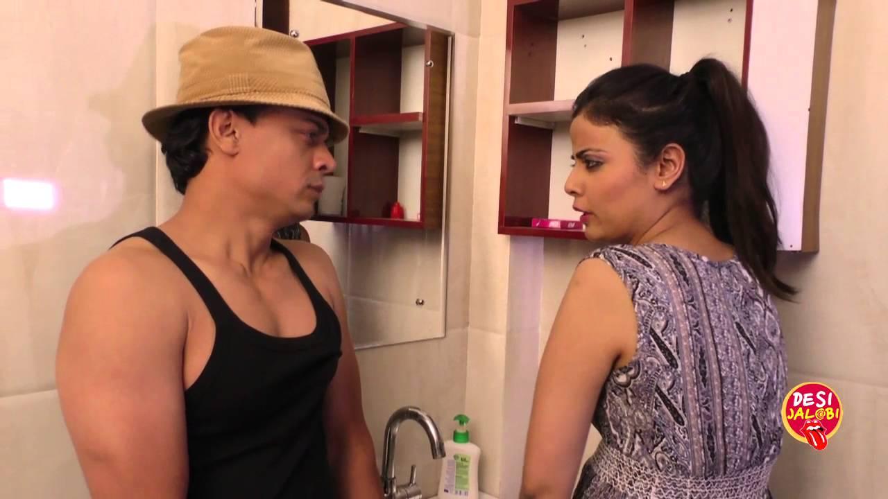 Devar - Bhabhi Kitchen Romance  When Desi Bhabhi Called