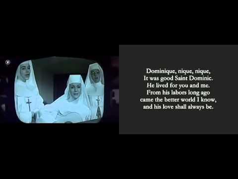 Debbie Reynolds - Dominique (The Singing Nun, 1966) (RaRCS, by DcsabaS)
