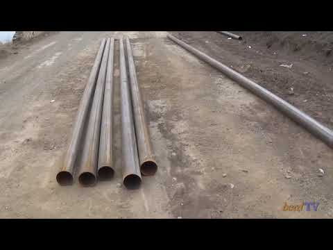 Վերանորոգվում է Ն.Կ.Աղբյուրի ոռոգման ջրագիծը