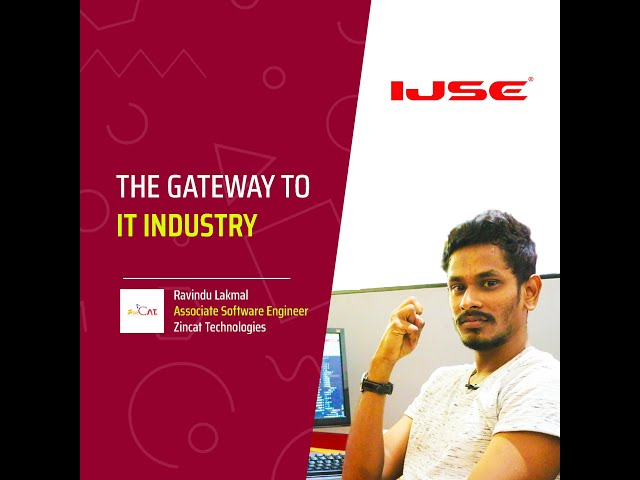 How to become a software engineer?  Ravindu said....