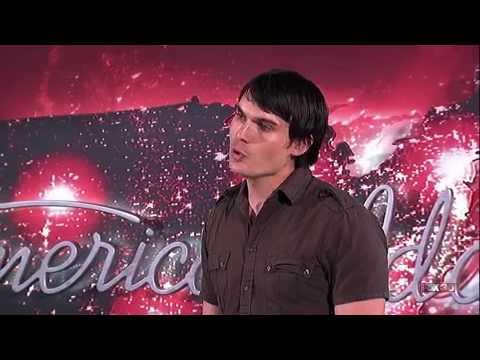 American Idol  Season 9 Andrew Fenlon - House of the Rising Sun