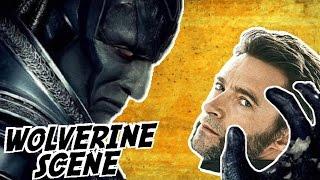 X Men Apocalypse Wolverine Scene Breakdown Explained - Wolverine 3