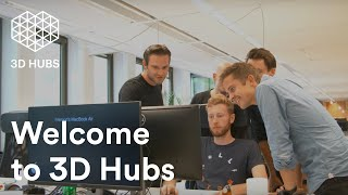 Welcome to 3D Hubs