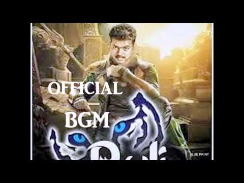 PULI MOVIE BGM OFFICIAL EXCLUSIVE